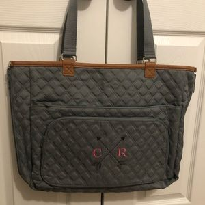Thirty-One Double Take tote